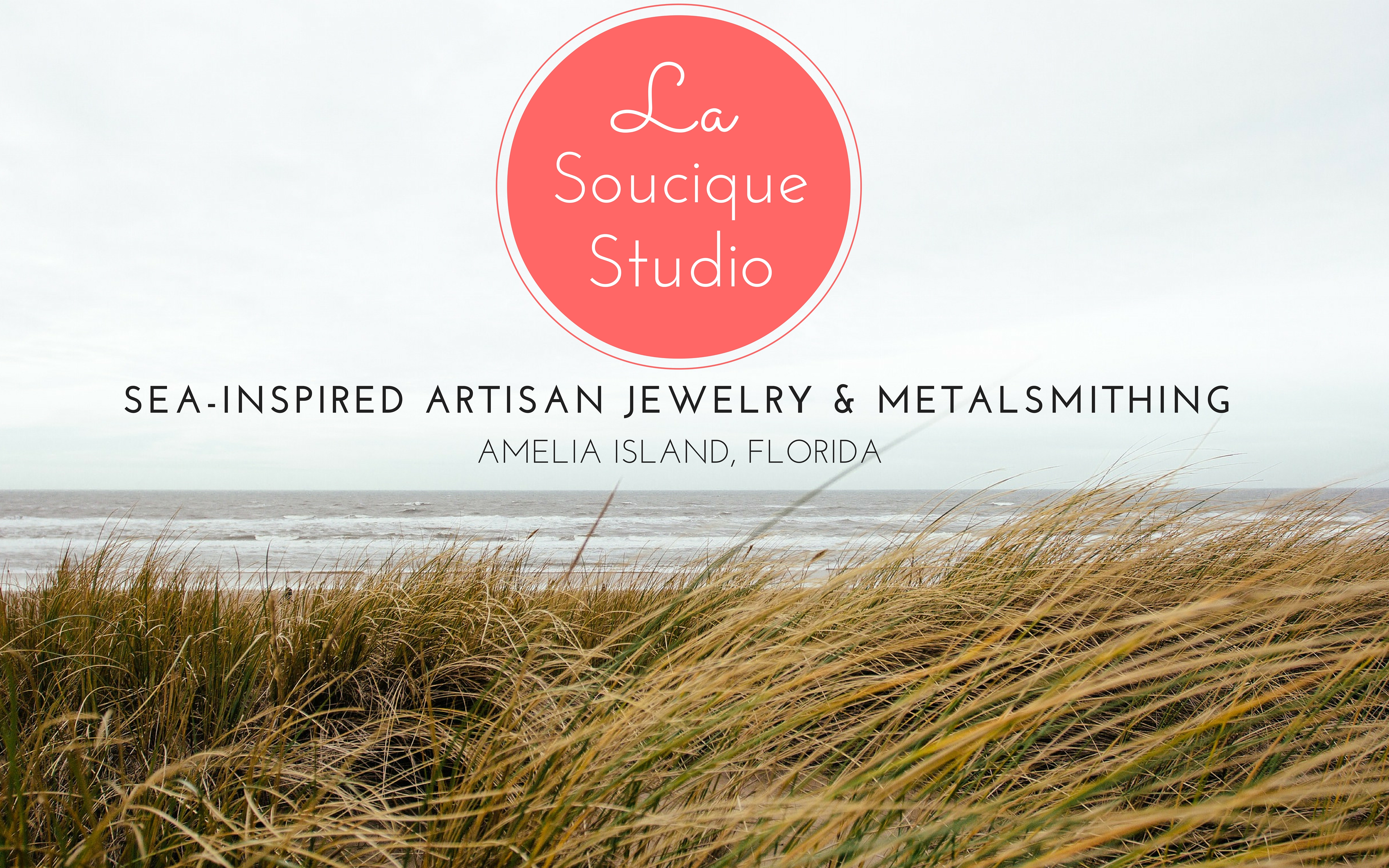 Seaglass Jewelry in Sterling Silver and Gold